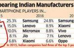 India mobile phones Economic Times IDC
